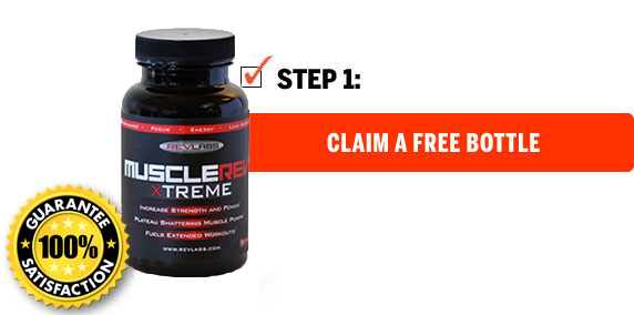 STEP 1: CLAIM FREE BOTTLE OF Muscle Rev Xtreme